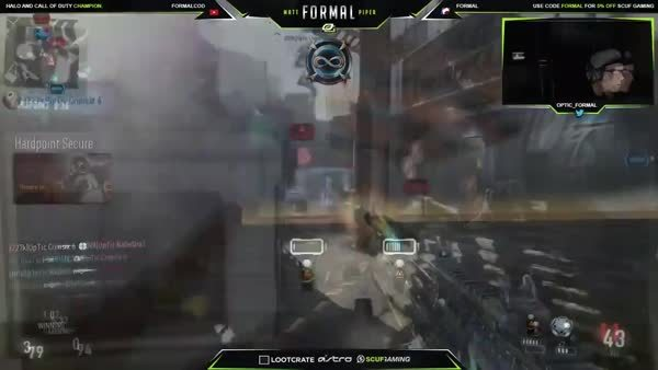 CoDCompetitive, codcompetitive, Formal breaking the Hardpoint with a 4 Piece (reddit) GIFs