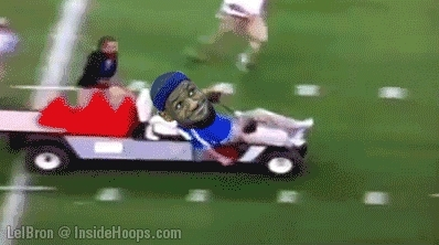Originally  LelBron GIFs