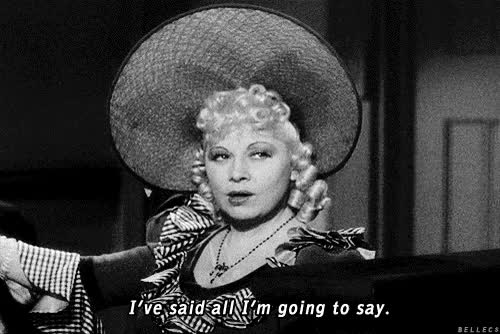 Watch and share Mae West GIFs on Gfycat