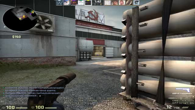 Watch and share Usp 4k Hs GIFs by jobaee on Gfycat