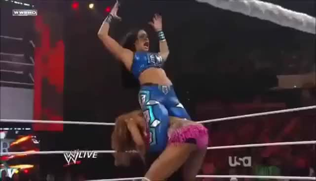 Melina Last Call Alicia Fox