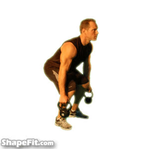 kettlebell exercises bent over rows GIFs