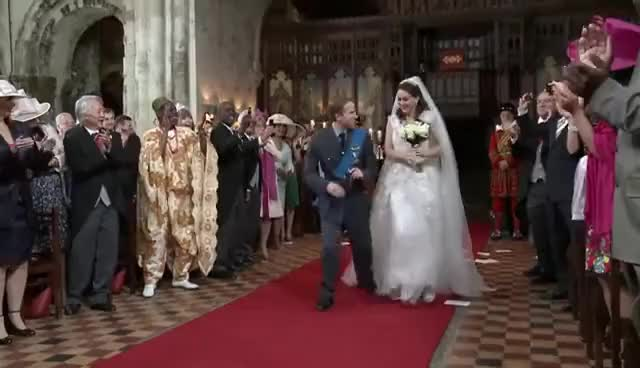 Watch and share Royal Wedding GIFs and Wills GIFs on Gfycat