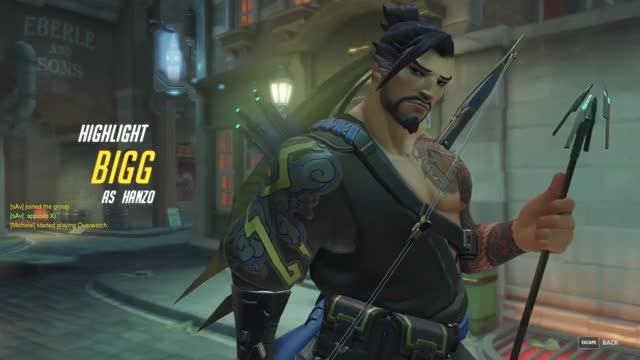 Watch Hanzo pentakill GIF on Gfycat. Discover more Hanzo, overwatch GIFs on Gfycat