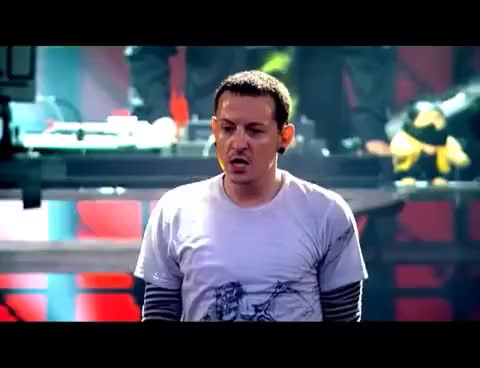 Watch and share Chester Bennington GIFs on Gfycat