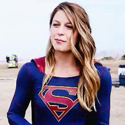 Watch and share Melissa Benoist GIFs and Supergirl GIFs on Gfycat