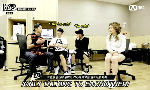 Watch and share 1/?  B.I X Lee Hi: Tiger Couple GIFs on Gfycat