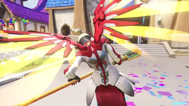 Watch and share Highlight GIFs and Overwatch GIFs by embercelica1 on Gfycat