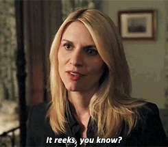 *, Damian Lewis, Nicholas Brody, carrie mathison, carrie x brody, claire danes, homeland, new car smell, oh god every single line in this scene is sublime, season two, HELL YEAH HOMELAND GIFs