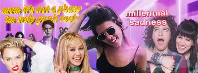 Watch and share Abbi Jacobson GIFs and Miley Cyrus GIFs on Gfycat