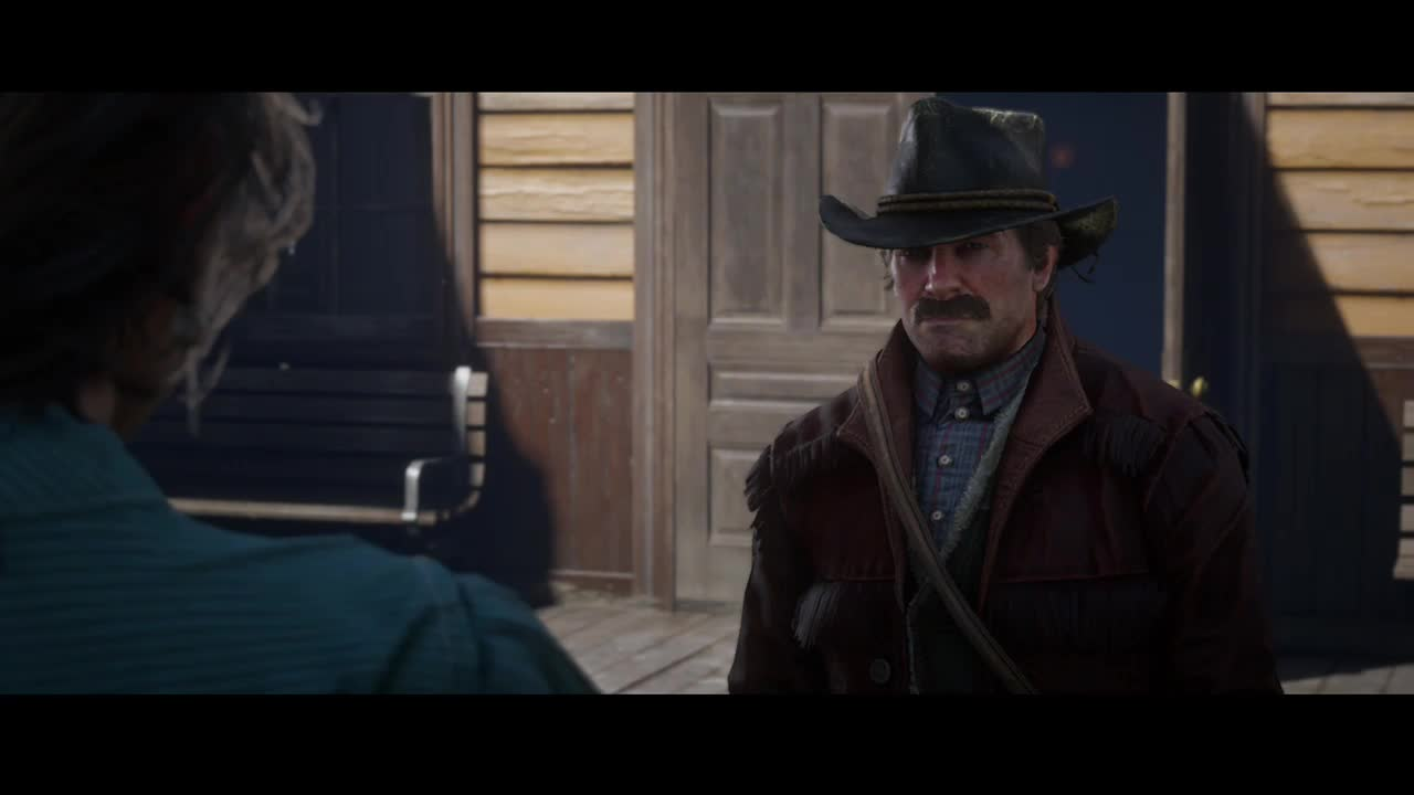 RDR2, RDR2 unexpected GIFs