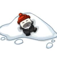 Watch snow angel sheep plushie GIF on Gfycat. Discover more related GIFs on Gfycat