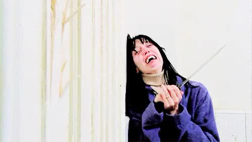 Watch and share Stanley Kubrick GIFs and The Shining GIFs on Gfycat