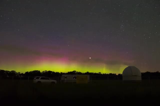 Watch Aurora Borealis (July 12th, 2018) (60 fps) GIF by Elijah Mathews (@elijahmathews) on Gfycat. Discover more related GIFs on Gfycat