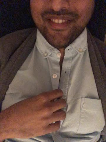 do brown guys with great smiles give u ladyboners? Home after a lengthy day and ready to unwind...