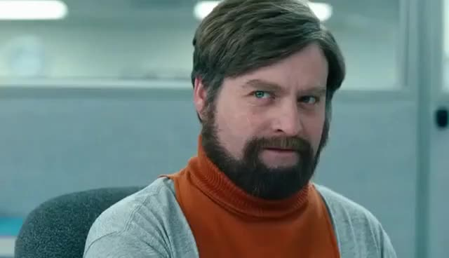 Watch Zach Galifianakis Laugh GIF on Gfycat. Discover more related GIFs on Gfycat