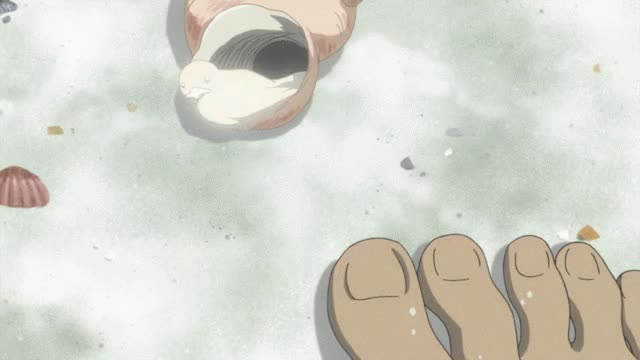 Watch Mushishi Birds GIF on Gfycat. Discover more anime, animesuggest GIFs on Gfycat