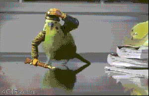 Run before admin gets you man ll hold them off de ee ce dced GIFs