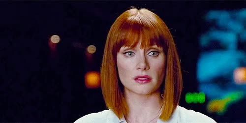 Watch and share Bryce Dallas Howard GIFs and Actual Princess GIFs on Gfycat