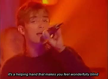 Watch Holly GIF on Gfycat. Discover more 90s, 90s bands, 90s music, Dave rowntree, alex james, blur, britpop, damon albarn, graham coxon, my gif set, my gifs GIFs on Gfycat
