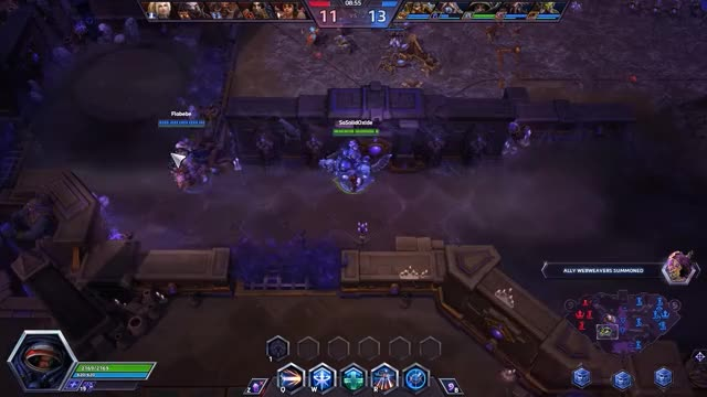 Watch and share Heroes Of The Storm GIFs and Rayner GIFs by Aris on Gfycat