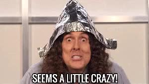 Watch and share Weird Al Yankovic GIFs and Crazy GIFs on Gfycat