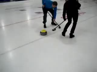 Watch this curling GIF on Gfycat. Discover more All Tags, CURLING, Ouch, accident, all tags, crash, curling, fail, falling, funny, ouch, pain, slip, sports GIFs on Gfycat