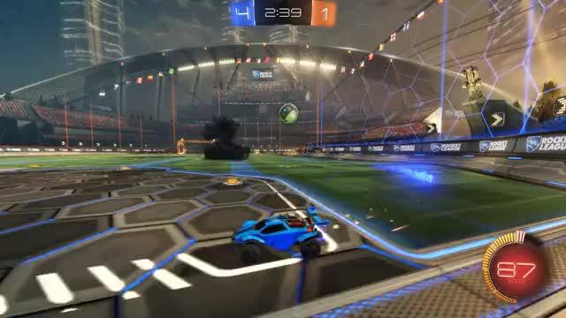 Watch Goal 6: ALEKSA I BLAZO GIF by Gif Your Game (@gifyourgame) on Gfycat. Discover more ALEKSA I BLAZO, Gif Your Game, GifYourGame, Rocket League, RocketLeague GIFs on Gfycat