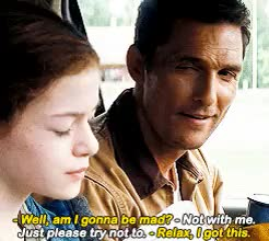 Watch and share Matthew Mcconaughey GIFs and Mackenzie Foy GIFs on Gfycat