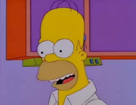 Watch and share Los Simpson GIFs and Homero GIFs on Gfycat