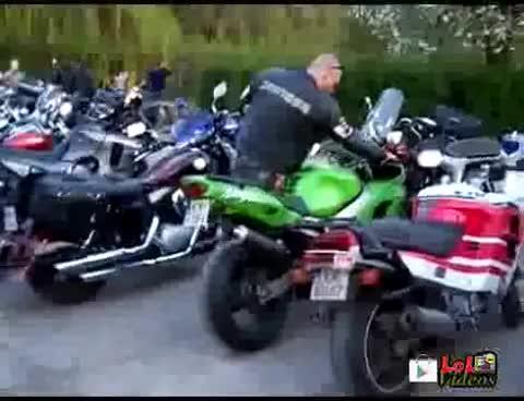 Motorrad brennt GIFs
