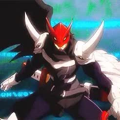 Watch and share Ravemon Burst Mode GIFs and Digimon Savers GIFs on Gfycat