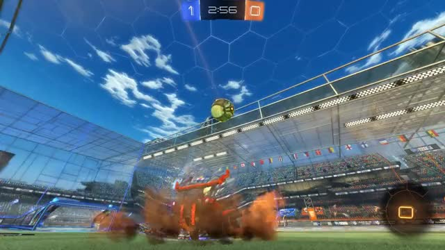 Watch and share Rocket League GIFs and Double Tab GIFs on Gfycat