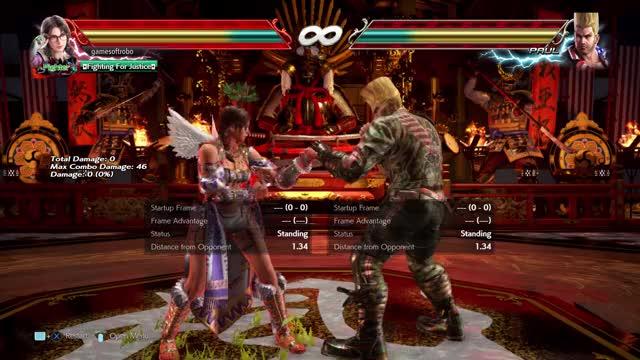 Paying For Tekken 7 S Frame Data Explained Polygon