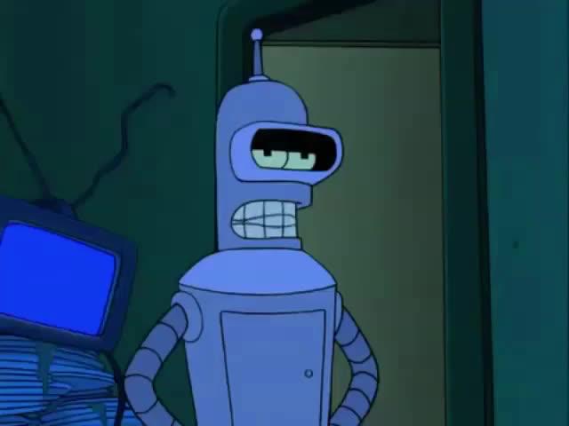 Watch AH! AGORA EU ENTENDI, AGORA EU SAQUEI... - Bender | m3mes GIF on Gfycat. Discover more related GIFs on Gfycat
