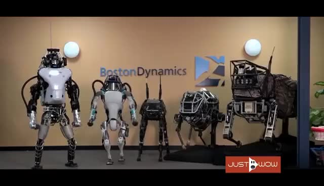 Watch and share Robots Ultimate Fails ✔ GIFs on Gfycat