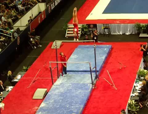 Watch Olympics? GIF on Gfycat. Discover more funny, gymnastics GIFs on Gfycat