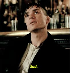 Watch and share Cillian Murphy GIFs and Sad Face GIFs on Gfycat