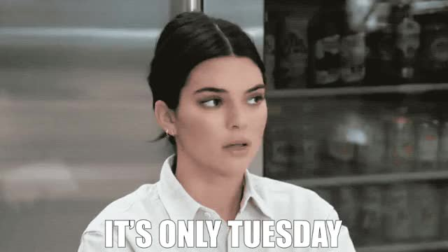 Watch this trending GIF by GIF Queen (@ioanna) on Gfycat. Discover more day, have, it's, jenner, kardashian, kendall, no, of, omg, only, second, shocked, shocking, taco, the, tuesday, way, week, what GIFs on Gfycat