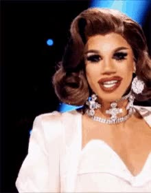 Watch and share Naomi Smalls GIFs on Gfycat