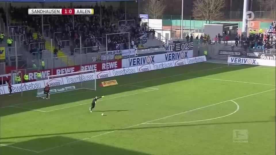 aalen, bundesliga2, yesyesyesno, Mockenhaupt own goal GIFs