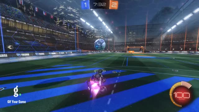 Watch Shot 14: BenC +5 GIF by Gif Your Game (@gifyourgame) on Gfycat. Discover more BenC, Gif Your Game, GifYourGame, Rocket League, RocketLeague GIFs on Gfycat