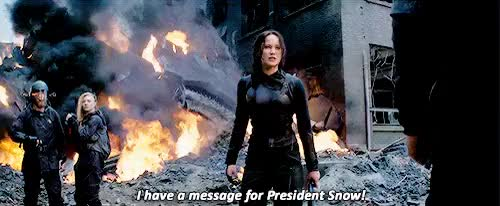 Watch this hunger games GIF on Gfycat. Discover more hunger games, the hunger games GIFs on Gfycat