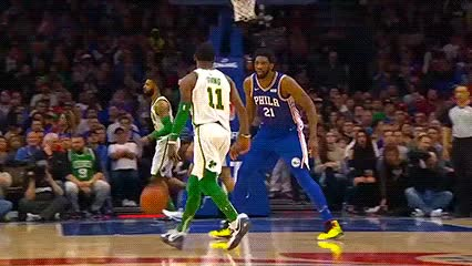 Watch Kyrie Irving — Boston Celtics GIF by Off-Hand (@off-hand) on Gfycat. Discover more 032019 GIFs on Gfycat