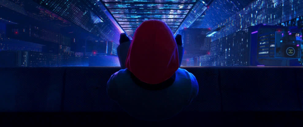Into the Spider-Verse GIFs