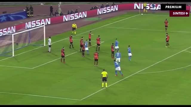 Watch and share Napoli Vs Shakhtar Donetsk 3-0 - Highlights & Goals GIFs on Gfycat
