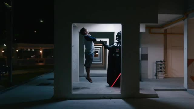 Watch and share Star Wars Cinemagraph GIFs by Danno on Gfycat