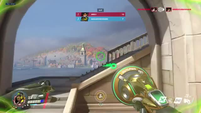 Watch Bitch GIF on Gfycat. Discover more PS4share, Overwatch: Origins Edition, PlayStation 4, Sony Interactive Entertainment, iAmAaronRodgers GIFs on Gfycat