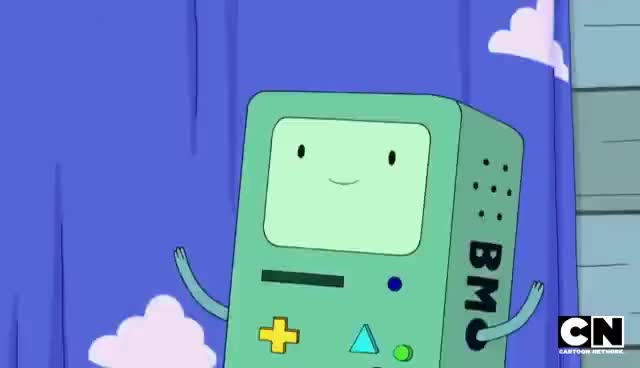 Watch and share Bmo GIFs on Gfycat