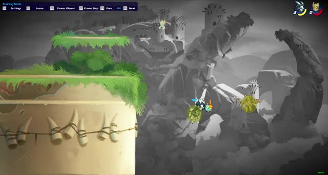 Watch and share Brawlhalla 2021-04-14 16-01-13 GIFs by tessitura on Gfycat